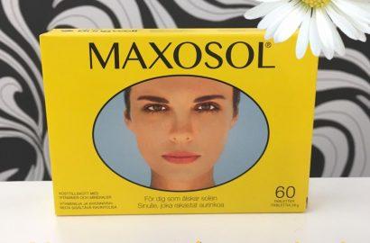 Maxosol-aurinkokapselit