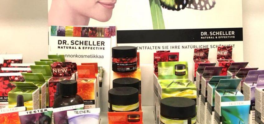 Dr.Scheller luonnonkosmetiikka maaliskuun -20%
